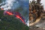 Sopka dál ničí Havaj. Otvírají se trhliny, ale lidé odsud odmítají odejít