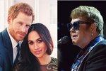 Na pohřbu Diany rozplakal Elton John celý svět: 21 let poté zazpívá na královské svatbě