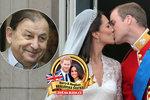Hlavně něco nezblbnout: Jediný Čech na královské svatbě o tom, jak si ji užil