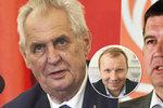 Babiš proti plánu ČSSD: Pocheho by Zemanovi na ministra zahraničí nenavrhl
