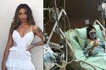 """Známou modelku (†24) zabila krutá nemoc: """"Tohle není můj konec,"""" věřila do poslední chvíle"""