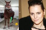 Ornella Koktová uštvala koně! Musel na operaci kvůli přehnanému tréninku