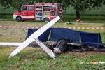 V Německu spadla dvě letadla za jediný den. Oba piloti zemřeli