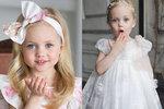 Dětství tráví před objektivem. Matka udělala z tříleté dcery panenku Barbie!