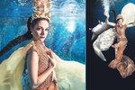 Klára Issová jako vládkyně moře: Krása, ze které se tají dech!