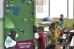 Mobilní hra českých tvůrců pomůže dětem v Sýrii. Za nastřádané peníze se vrátí do škol