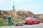 Čas pohnojit: V Horních Počernicích je místním vydáván kompost zdarma