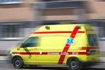 Zkolaboval při čištění jímky: Muže ze žumpy vytáhli hasiči, je v kritickém stavu