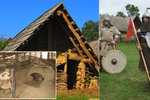 Po stopách našich předků: V archeoskanzenu Modrá zjistíte, jak se žilo na Velké Moravě