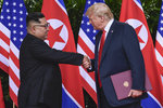 Trumpovo přiznání o Kimovi: Zamilovali jsme se do sebe. A je to plodný vztah