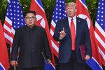 Trump pod palbou: Kim pro něj byl dřív mučící šílenec, teď na lidská práva v KLDR kašle