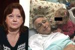"""Svědectví o Menzelovi v nemocnici: """"Nebyl na něj hezký pohled,"""" vypráví asistentka"""