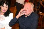 Jubilant Luděk Sobota (77) byl milovník žen: Kdysi jsem to kosil hlava nehlava!