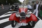 Československo, automobilová velmoc. Hostivař oslaví 950 let, sjedou se elegantní vozy první republiky