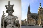 Korunovace jakou Praha nezažila! Před 655 »zes*al« Václav IV. oltář chrámu sv. Víta