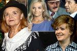 Nedořešené spory hereček z Chalupářů: Vránová si zášť vzala do hrobu!