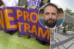 Běž do pr*ele, slyšel v debatě ostravský primátor: Lidé v Porubě novou tramvajovou trať nechtějí!