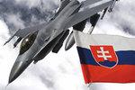 Slováci chtějí v letectvu americké F-16, českou cestou s gripeny asi nepůjdou