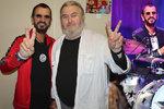 Nezapomenutelné setkání v Praze: Ringo potkal Ringa!