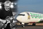 Známý kytarista (†58) páchl tak, že donutil letadlo přistát. Zabila ho nekróza