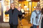 Tim Robbins pařil s Barťákem do noci: Poručil si hodně netradiční večeři!