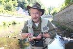 Aleše Hámu zradilo zdraví: Musím zvolnit a ruším práci! Místo festivalu chytá ryby!