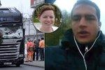 Vraha Češky Nadi (†34) prý řídil stoupenec ISIS z ciziny. Němci po něm jdou