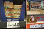 Máslo zdražilo přes 60 korun. Prošli jsme obchody, kdo a jak přitlačil ceny?