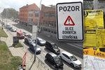 Jediný strejda z Tetčic drží Brno v šachu! Zablokoval stavbu okruhu za půl miliardy