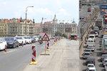 """Řidiči se vrací do metropole! Rekonstrukce ale nekončí: Doprava v Praze projde v pondělí zatěžkávací zkouškou. """"Škola"""" zašpuntuje silnice?"""