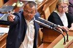 Vytočený Foldyna odmítá kritiku Zemana za zbabělost. S rezignací vyčkává