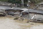 199 mrtvých při záplavách: Počet obětí v Japonsku roste