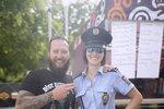 Romantický motorkář Jan hledá krásnou policistku: Tvůj úsměv zářil jako druhé slunce!