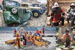 Tipy na víkend: Husité brání Vítkov, draci závodí na Pálavě a z Buchlova se ozývají kovářská kladiva