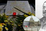 Zanedbaný hrob otce Národního muzea je konečně opravený. Josef Schulz zemřel před 101 lety