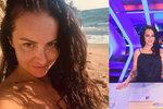 Knechtová po kauze s pornem: Dráždí z pláže nahoře bez?!