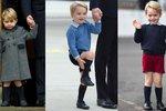 Vidět prince jinak než v kraťasech zatím není skoro možné