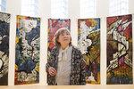 Tvořila za okupace i dozoru komunismu, její díla zdobí Prahu: Umělkyni Jiřinu Adamcovou (91) proslavily mozaiky