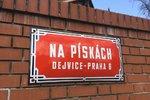 Ulice Na Pískách v Praze 6 bude 10 týdnů neprůjezdná: Zabrat dostanou sousední komunikace