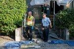 Berlínským barem otřásla exploze. Pro těžce raněné přiletěla helikoptéra