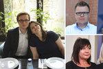 """Rodinná pouta: Do vlády míří žena """"pana Evropy"""" z ČSSD, v politice jsou i potomci špiček ANO"""
