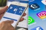 Příliš dlouho na sítích? Facebook a Instagram ohlídají, kolik času na nich lidé tráví