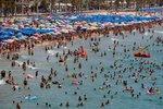 Ve Španělsku a Portugalsku bude o víkendu až 50 °C. Na koupání je to i u Baltu