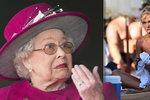 Královna Alžběta v šoku: Následnice trůnu ukázala své malé klenoty všem!