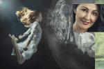 Dechberoucí svět pod hladinou očima umělkyně Lucie Drlíkové (45): Fotím na jeden nádech!