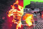 Tajemství živé pochodně z nového filmu Jan Palach: Upálení se točilo ve vozovně