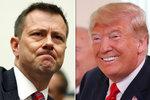 V SMS milence kritizoval Trumpa. Vysoce postavený agent FBI dostal padáka