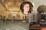 Nahrávací studio v kapli na Břevnově: Tady vznikla legendární Modlitba pro Martu. V 80. letech v ní natáčeli Visáči, Nohavica i Psí vojáci