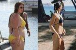 Čtyřiadvacetiletá Angelina Denk se před pár lety pustila do inspirující proměny. S váhou sto osmnáct kilogramů se necítila se sebou spokojená, a tak se rozhodla udělat ve svém životě pár razantních změn. Svou proměnu od začátku dokumentovala na Instagramu, kde ji dnes sleduje téměř dvanáct tisíc fanoušků.