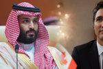 """""""Nejhorší utlačovatelé žen na celém světě!"""" Saúdové se v bizarní kampani pustili do Kanaďanů"""